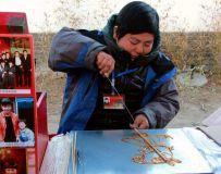 老北京糖画