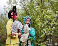 王宝钏和薛平贵相遇的爱情故事