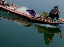 """""""美丽淅川""""全国摄影大赛   鱼老大和他的妻子"""