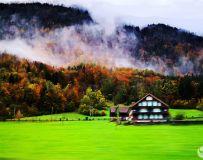 山之美景——瑞士路拍