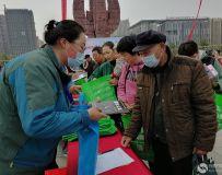 滁州市开展第33个爱国卫生宣传月活动