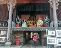 平遥城隍庙印象(台上台下)
