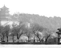 轻纱薄雾中的颐和园 4
