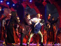 舞蹈《救火英雄王峰》