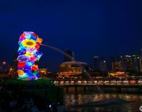 新加坡夜景
