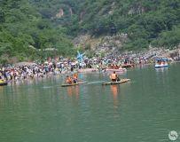南太行清泉瀑布平湖