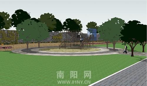 仓井空闻�_西峡:1.2亿元打造白羽城遗址新景观